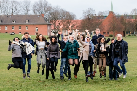 ANIMATAS PhD Students at University of Bremen